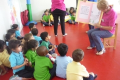 Story Time (Pre School Classes)