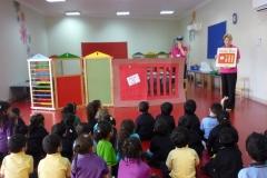 Dear Zoo Puppet Show (Pre School Classes) 7th Jan 2016