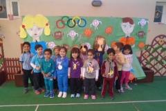Sports Day Activity (Arabic Classes) Pre School 16th Feb 2016
