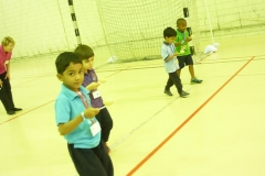 Sports Day At Qatar Sports Club (Pre School) 18th Feb 2016