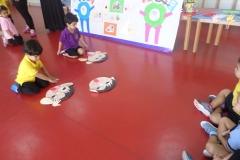 5 senses/ Arabic activity/ T1