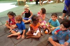 Beach Party (Pre School Classes) 09-06-2016