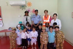 Career Day (Reception Classes) 21-04-2016