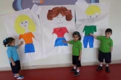 Family (Arabic Activity) Pre School Classes