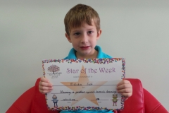 Star of the week (Oct-13-2016)