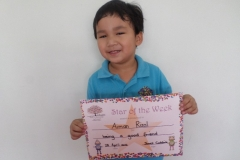Star of the week reception classes 28-04-2016