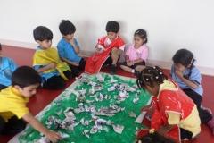 Tuesday 21st November 2017/ Growing- Healthy Environment (Arabic activity)
